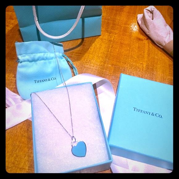c18fbb069 Tiffany & Co. Jewelry   Tiffany Co Silver Bunny 18k Gold Necklace ...